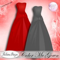 Color Me Gown