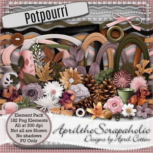 Potpourri - Element Pack