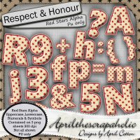 Respect and Honour - Red Stars Alpha