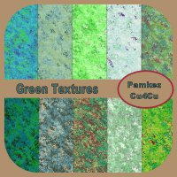 Green Textures Papers