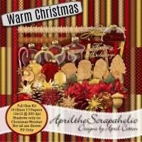 Warm Christmas - Full Size kit
