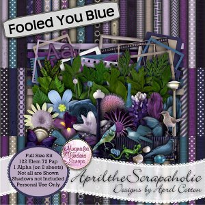 Fooled You Blue - Full Size Kit