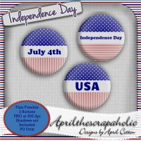 Independence Day - Flairs