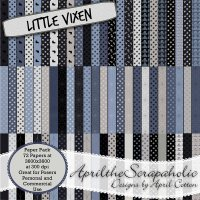 Little Vixen - Paper pack