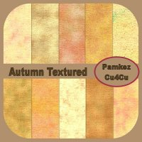 Autumn Textured Papers
