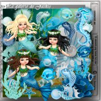 GJ-CU Enchanted Mermaid 3 FS