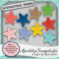 International Woman - BAK 11 - Element Pack