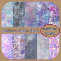 Fantasy Papers Pack 2