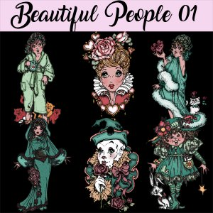 Beautiful People Element Pack