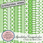 International Woman - BAK 10 - Paperpack
