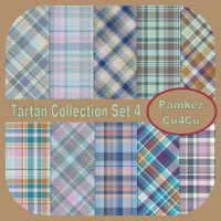 Tartan Collection Set 4