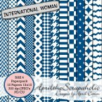 International Woman - BAK 4 - Paperpack