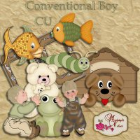 Conventional Boy element pack