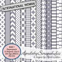 ATS International Woman - BAK 7 - Paperpack