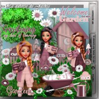 GJ-CU Welcome To My Garden 3 FS