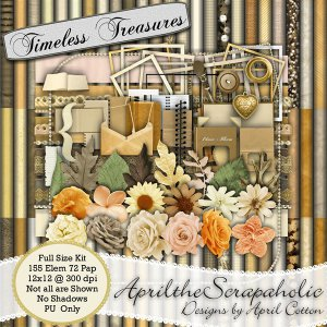 Timeless Treasures - Full Size Kit