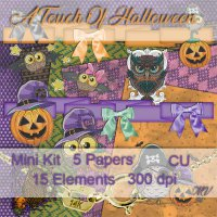 A Touch Of Halloween FS Mini Kit