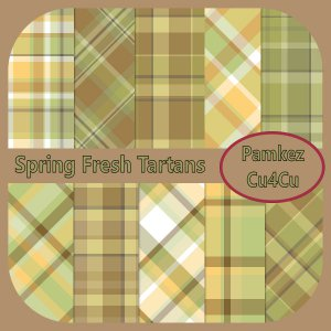 Spring Fresh Tartans