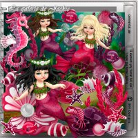 GJ-CU Enchanted Mermaid 2 FS