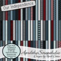 Our Independence - Paper Pack
