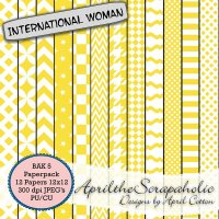 ATS International Woman - BAK 5 - Paperpack