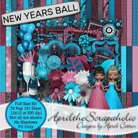 New Years Ball - Full Size Kit