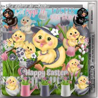 GJ-CU Happy Easter Ducks 1 FS