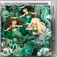 GJ-CU Enchanted Mermaid 1 FS