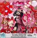 BE MINE SCRAP KIT - FULL SIZE