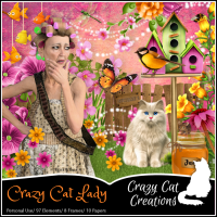 CCC_Crazy Cat Lady PU