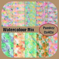 Watercolour Mix Paper Pack
