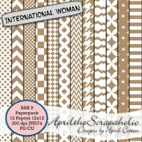 ATS International Woman - BAK 9 - Paperpack