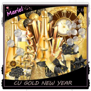 CU GOLD NEW YEAR 2020
