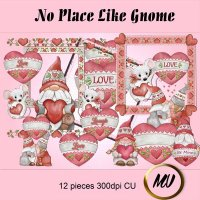 No Place Like Gnome element pack