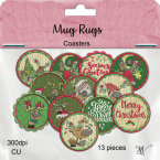 Mug Rugs Element Pack