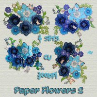 Paper Flowers 2