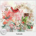 Yuletide Page Kit