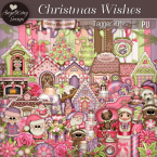 Christmas Wishes Tagger Kit by AWS (TS/PU)