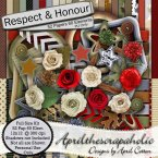 Respect and Honour - Full Size Kit