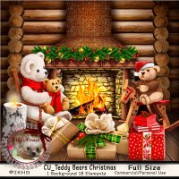 DC_CU Teddy Bear's Christmas