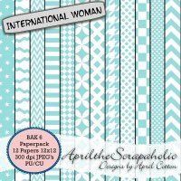 ATS International Woman - BAK 6 - Paperpack
