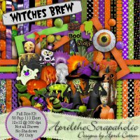 Witches Brew - Full Size Kit