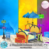 A WONDERFUL BEDROOM CU PACK - FULL SIZE