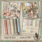 Sugar & Spice~Snails & Tails Bundle