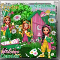 GJ-CU Welcome To My Garden 2 FS