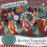Carnival of Souls - Element Pack