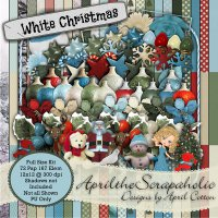 White Christmas - Full Size Kit